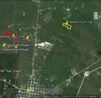 Foto de terreno habitacional en venta en, conkal, conkal, yucatán, 2234972 no 01