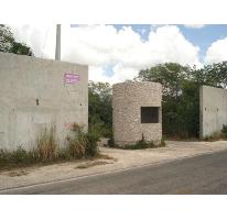 Foto de terreno habitacional en venta en  , conkal, conkal, yucatán, 2306615 No. 01