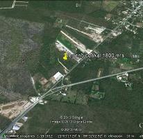 Foto de terreno habitacional en venta en, conkal, conkal, yucatán, 2329766 no 01
