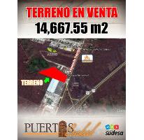 Foto de terreno comercial en venta en  , conkal, conkal, yucatán, 2330392 No. 01