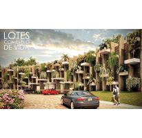 Foto de terreno habitacional en venta en, cholul, mérida, yucatán, 2393850 no 01