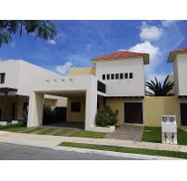 Foto de casa en venta en  , conkal, conkal, yucatán, 2452622 No. 01