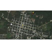 Foto de terreno habitacional en venta en  , conkal, conkal, yucatán, 2506233 No. 01