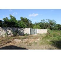 Foto de terreno habitacional en venta en  , conkal, conkal, yucatán, 2595504 No. 01