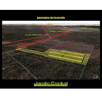 Foto de terreno habitacional en venta en  , conkal, conkal, yucatán, 2595594 No. 01
