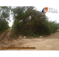Foto de terreno habitacional en venta en  , conkal, conkal, yucatán, 2598752 No. 01