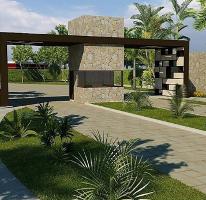 Foto de terreno habitacional en venta en  , conkal, conkal, yucatán, 2599946 No. 01