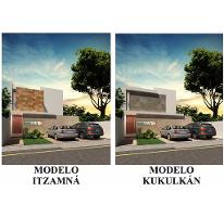Foto de casa en venta en  , conkal, conkal, yucatán, 2602080 No. 01