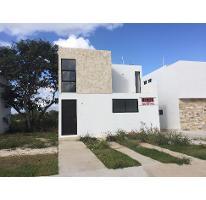 Foto de casa en venta en  , conkal, conkal, yucatán, 2607055 No. 01