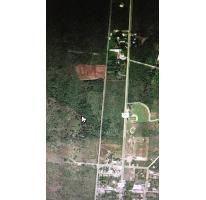 Foto de terreno habitacional en venta en  , conkal, conkal, yucatán, 2612215 No. 01