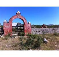 Foto de terreno habitacional en venta en  , conkal, conkal, yucatán, 2613416 No. 01