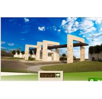 Foto de terreno habitacional en venta en  , conkal, conkal, yucatán, 2617076 No. 01