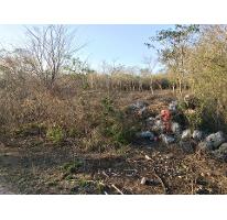 Foto de terreno habitacional en venta en  , conkal, conkal, yucatán, 2624973 No. 01