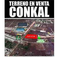 Foto de terreno comercial en venta en  , conkal, conkal, yucatán, 2632676 No. 01