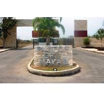 Foto de terreno habitacional en venta en  , conkal, conkal, yucatán, 2635430 No. 01