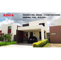 Foto de casa en renta en  , conkal, conkal, yucatán, 2726077 No. 01