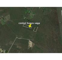 Foto de terreno habitacional en venta en  , conkal, conkal, yucatán, 2737167 No. 01