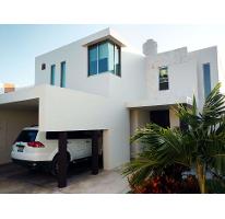 Foto de casa en venta en  , conkal, conkal, yucatán, 2794030 No. 01