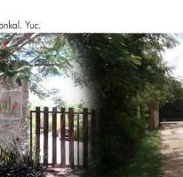 Foto de terreno habitacional en venta en  , conkal, conkal, yucatán, 2837820 No. 01