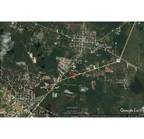 Foto de terreno habitacional en venta en  , conkal, conkal, yucatán, 2859578 No. 01
