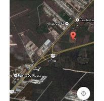 Foto de terreno habitacional en venta en  , conkal, conkal, yucatán, 2862051 No. 01