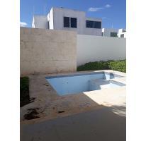 Foto de casa en renta en  , conkal, conkal, yucatán, 2883567 No. 01