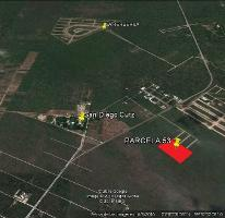 Foto de terreno habitacional en venta en  , conkal, conkal, yucatán, 3036807 No. 01
