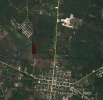 Foto de terreno comercial en venta en  , conkal, conkal, yucatán, 3140721 No. 01