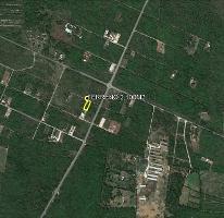 Foto de terreno habitacional en venta en  , conkal, conkal, yucatán, 3795390 No. 01