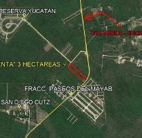 Foto de terreno habitacional en venta en  , conkal, conkal, yucatán, 4233203 No. 01