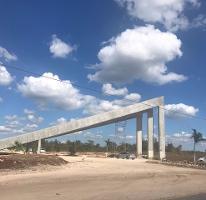Foto de terreno habitacional en venta en  , conkal, conkal, yucatán, 4245045 No. 01