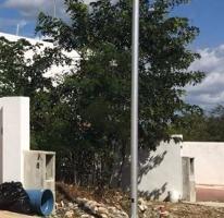 Foto de terreno habitacional en venta en  , conkal, conkal, yucatán, 4253221 No. 01