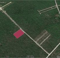 Foto de terreno habitacional en venta en  , conkal, conkal, yucatán, 4281089 No. 01