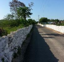 Foto de terreno habitacional en venta en  , conkal, conkal, yucatán, 4295664 No. 01
