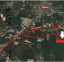 Foto de terreno habitacional en venta en  , conkal, conkal, yucatán, 4321971 No. 01