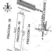 Foto de terreno habitacional en venta en  , conkal, conkal, yucatán, 4407093 No. 01
