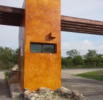 Foto de terreno habitacional en venta en  , conkal, conkal, yucatán, 4410212 No. 01