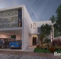 Foto de casa en venta en  , conkal, conkal, yucatán, 4633264 No. 01