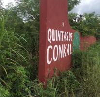 Foto de terreno habitacional en venta en  , conkal, conkal, yucatán, 4633987 No. 01