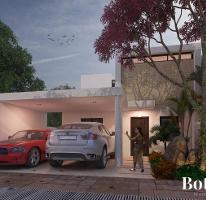 Foto de casa en venta en  , conkal, conkal, yucatán, 4636598 No. 01