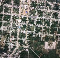 Foto de terreno habitacional en venta en  , conkal, conkal, yucatán, 4643142 No. 01