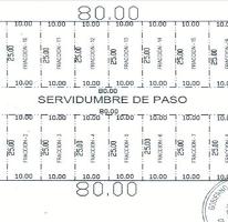 Foto de terreno habitacional en venta en  , conkal, conkal, yucatán, 949243 No. 01