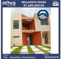 Foto de casa en venta en conocida 291, colinas de bellavista, tuxtla gutiérrez, chiapas, 3803545 No. 01