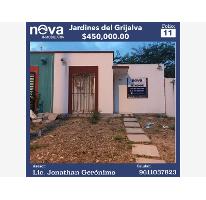 Foto de casa en venta en conocida 345, jardines del grijalva, chiapa de corzo, chiapas, 2776687 No. 01