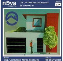 Foto de casa en venta en conocida 9, agua azul, tuxtla gutiérrez, chiapas, 2215628 no 01