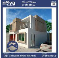 Foto de casa en venta en conocida 9, la victoria, tuxtla gutiérrez, chiapas, 2221124 no 01