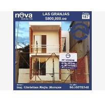 Foto de casa en venta en conocida 9, las granjas, tuxtla gutiérrez, chiapas, 2750527 No. 01