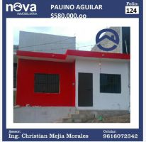 Foto de casa en venta en conocida 9, paulino aguilar paniagua, tuxtla gutiérrez, chiapas, 2212460 no 01