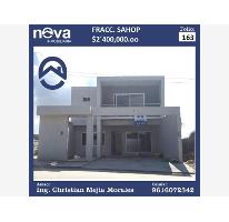 Foto de casa en venta en conocida 9, sahop, tuxtla gutiérrez, chiapas, 2697034 No. 01