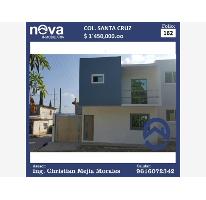 Foto de casa en venta en conocida 9, santa cruz, tuxtla gutiérrez, chiapas, 2750684 No. 01